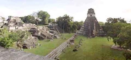 Guerras destruíram a cultura maia