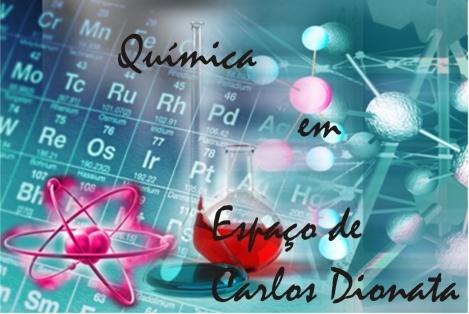 Química em Espaço de Carlos Dionata